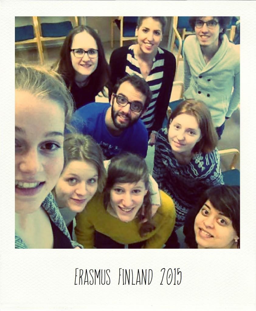#ErasmusFamily2015