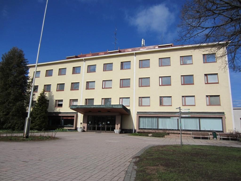 Kiljavanranta main building