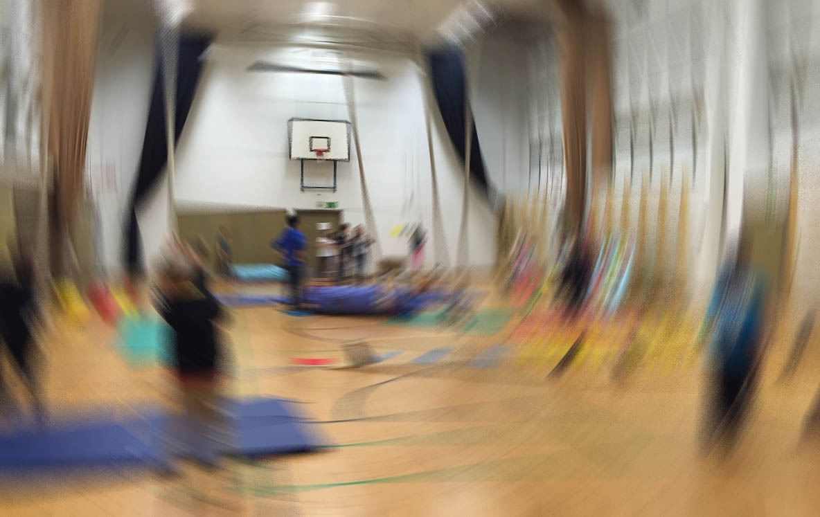 Schools on the run aims at establishing a physically active school